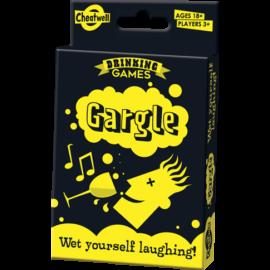 Cheatwell Ivós partyjátékok - GARGLE kártyajáték, angol nyelvű