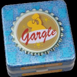 Cheatwell Mini ivós játékok - GARGLE társasjáték, angol nyelvű