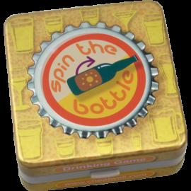 Cheatwell Mini ivós játékok - SPIN THE BOTTLE társasjáték, angol nyelvű