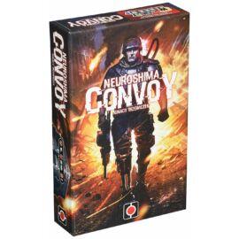 Neuroshima Convoy társasjáték, angol nyelvű