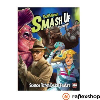 AEG - Smash up: Science Fiction Double Feature társasjáték