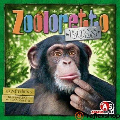 Abacus Zooloretto Boss társasjáték kiegészítő