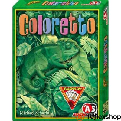 Abacus Coloretto társasjáték