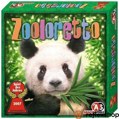 Abacus Zooloretto társasjáték