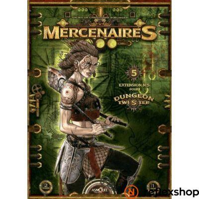 Dungeon Twister Expansion - Mercenaries társasjáték