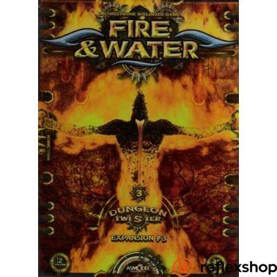 Dungeon Twister kiegészítő - Fire and Water