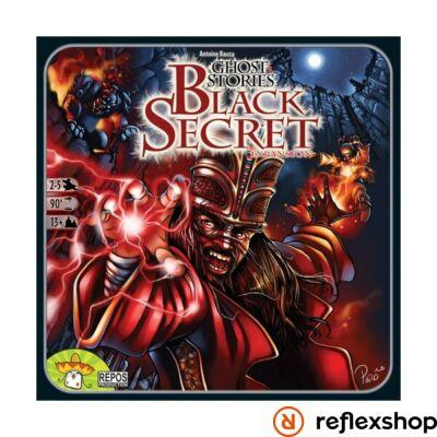 Asmodee Ghost Stories: Black Secret társasjáték kiegészítő