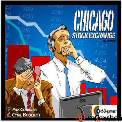 Chicago Stock Exchange társasjáték