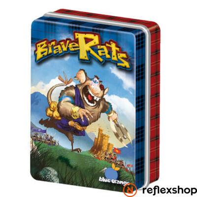 BraveRats - Bátor Patkányok társasjáték