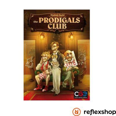 Czech Games The Prodigals Club társasjáték angol nyelvű