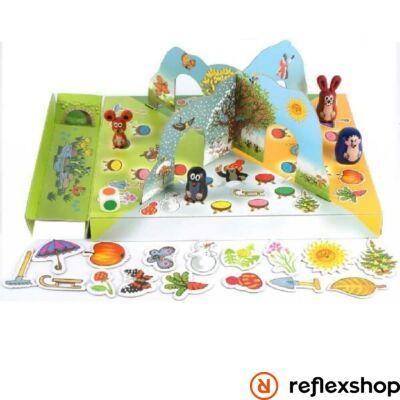 Dino A Kisvakond kertje társasjáték