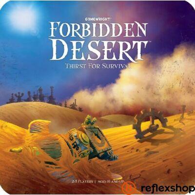 Forbidden Desert angol nyelvű társasjáték