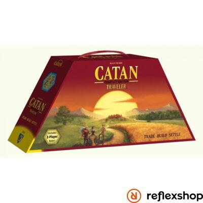 Catan Traveler Compact társasjáték, angol nyelvű