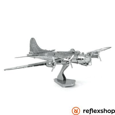 Metal Earth Boeing B-17 Flying Fortress repülőgép