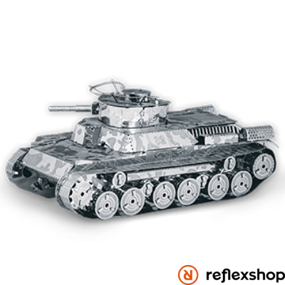 Metal Earth Chi Ha Tank