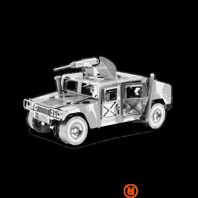 Metal Earth ICONX Humvee