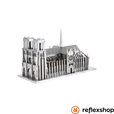 Metal Earth ICONX Notre Dame