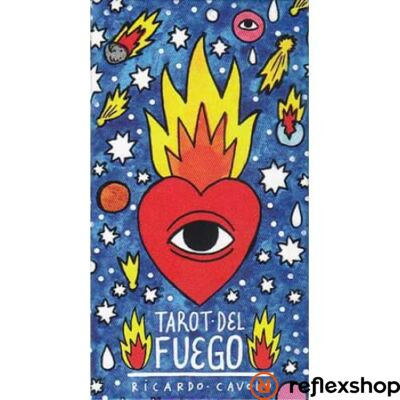 Tarot del Fuego kártya