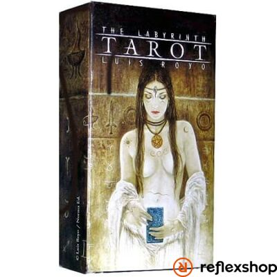 The Labyrinth Tarot kártya
