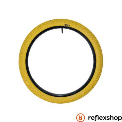 """QU-AX gumi 20"""" x 1.95 sárga"""