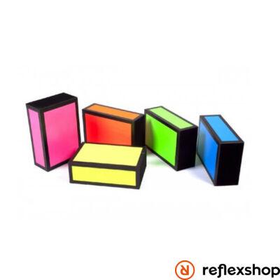 Henry's Cigarbox dekorszalag neon narancs