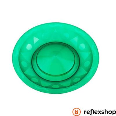 Henry's zsonglőrtányér, zöld