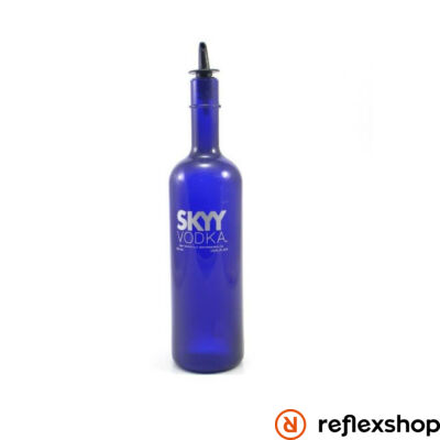 Flairco Skyy vodka üveg, 750ml