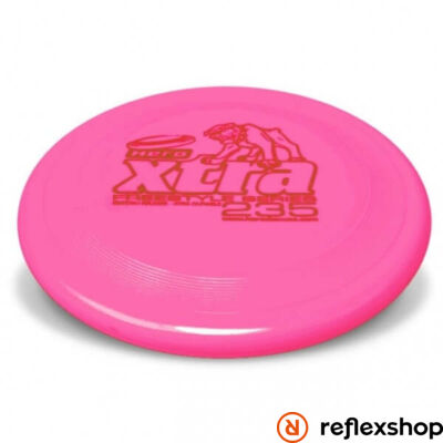 Hero Disc XTRA 235 Freestyle kutyafrizbi, pink