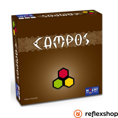 Huch&Friends Campos társasjáték