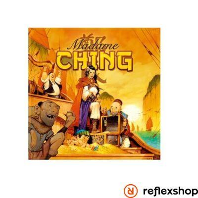 Hurrican Madame Ching társasjáték