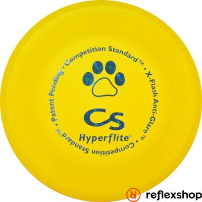 Hyperflite Competition Standard kutyafrizbi, sárga