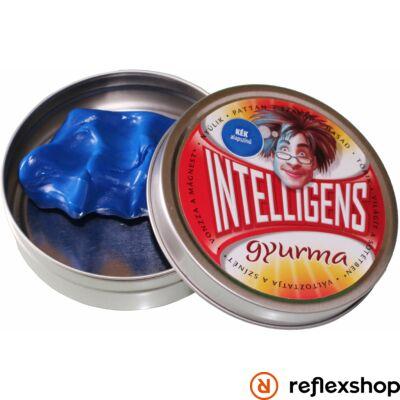 Intelligens Gyurma kék