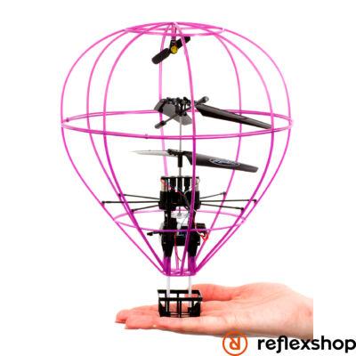 Invento RC 3 csatornás hőlégballon lila