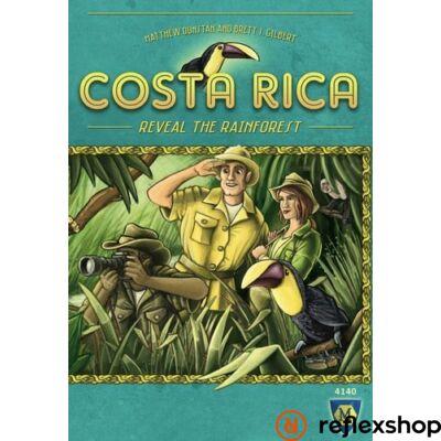 Costa Rica angol nyelvű társasjáték