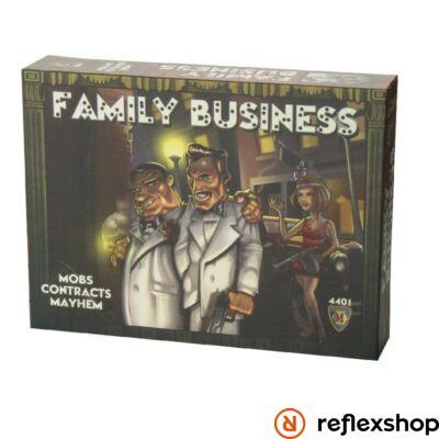 Family Business társasjáték, angol nyelvű