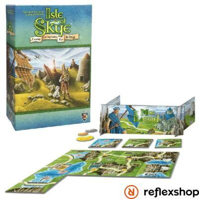 Mayfair Games Isle of Skye angol nyelvű társasjáték