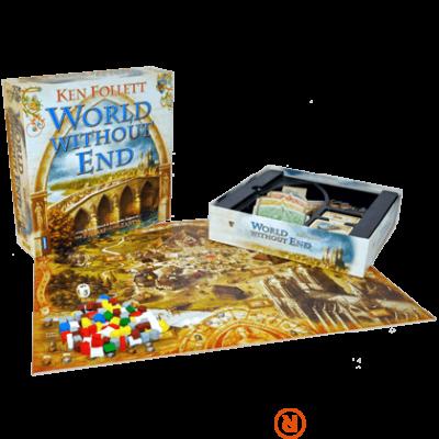 World without End társasjáték, angol nyelvű