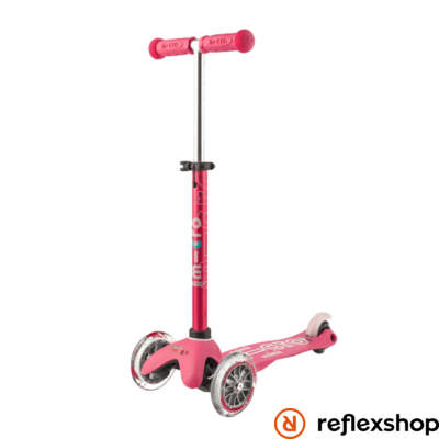 Mini Micro Deluxe roller, pink