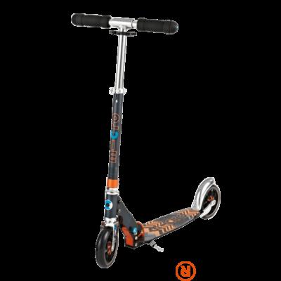 Micro Speed+ roller, fekete/narancssárga