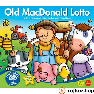 Orchard Old MacDonald lottó
