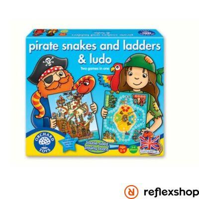 Orchard Kalózok kígyók létrák