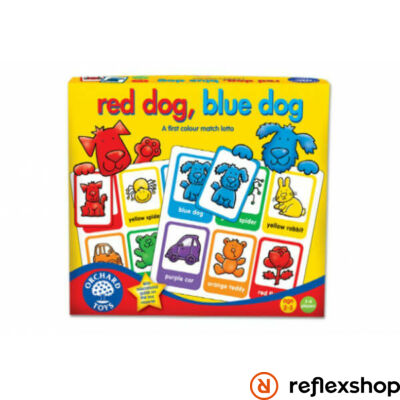 Orchard Piros kutya kék kutya