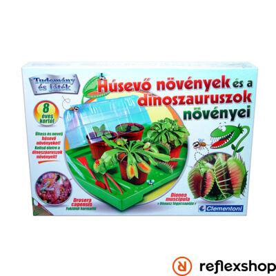 Clementoni Húsevő növények