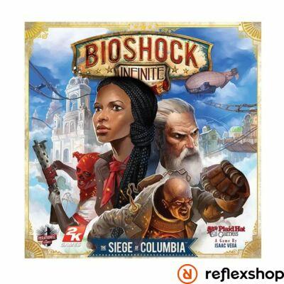 Bioshock Infinite társasjáték angol nyelvű