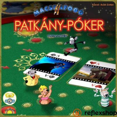 Playgo - Patkány Póker társasjáték