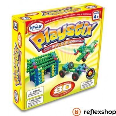 Popular Playthings Playstix kezdőkészlet építő játék