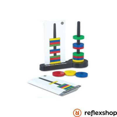 Popular Playthings Mágneses gyűrűk logikai játék
