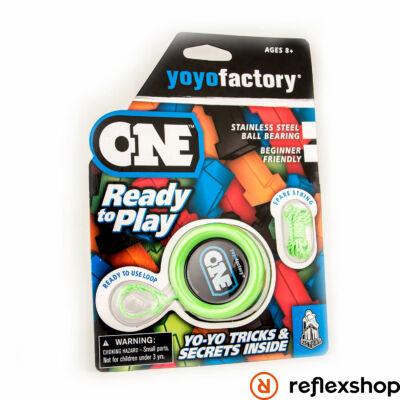 YoYoFactory One BLISTER zöld