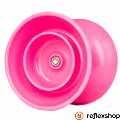 YoYoFactory Flight yo-yo pink/fekete