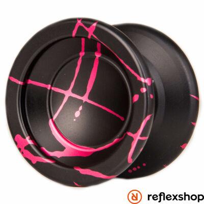 YoYoFactory Horizon yo-yo pink/fekete